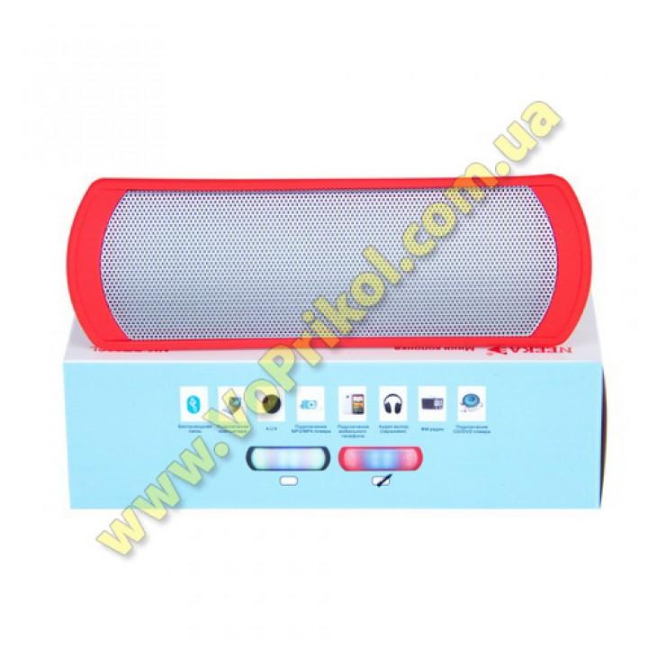MP3 - Плеер колонка (флешка, bluetoooth, светомузыка)