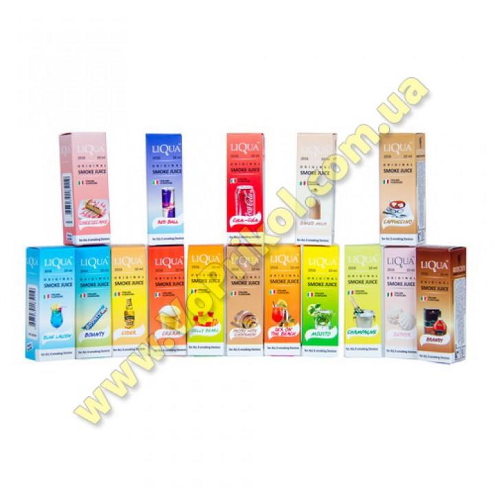 Жидкость для электронной сигареты -10 мл
