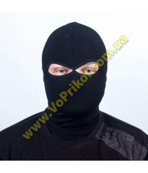 Балаклава маска шапка двойная зимняя