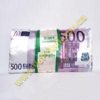 Подушка - 500 евро - 500х250 мм