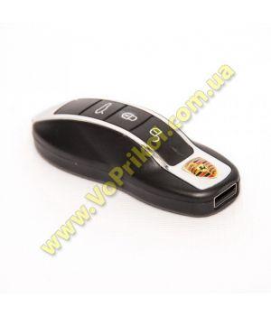 Флешка - 8 gb - Брелок сигнализации Porsche
