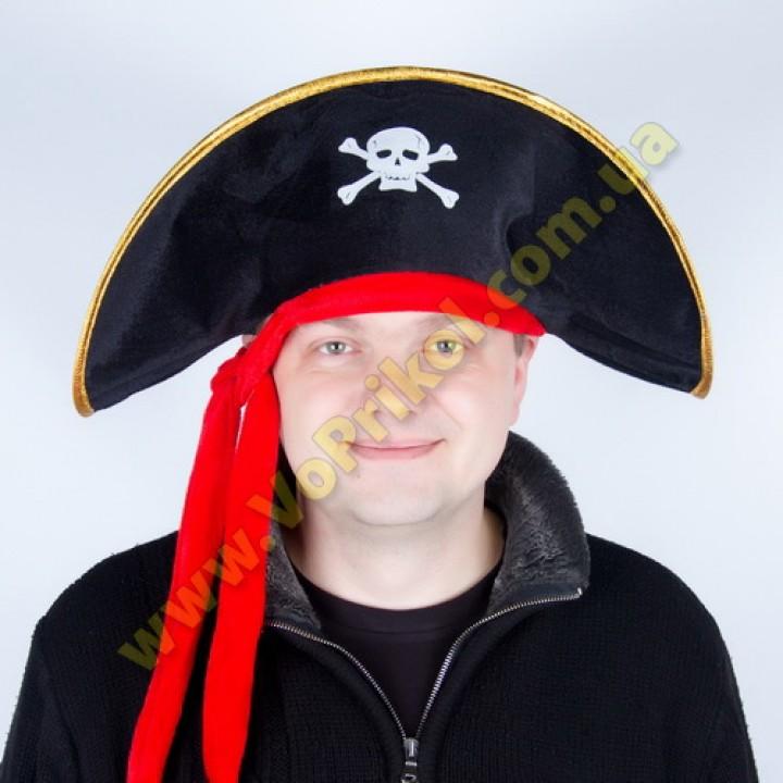 """Шляпа """"Пират"""""""