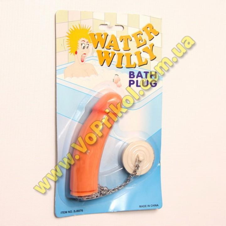 Пробка для ванной