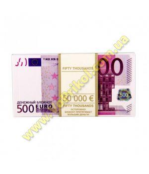 "Деньги ""500 евро"""