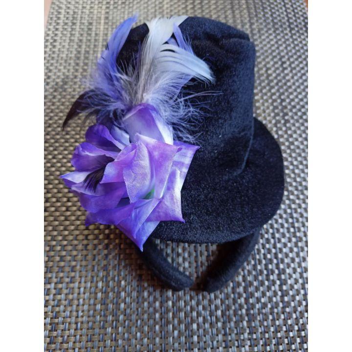 Шляпка на обруче купить недорого Киев Белая Церковь Фастов Васильков Украина
