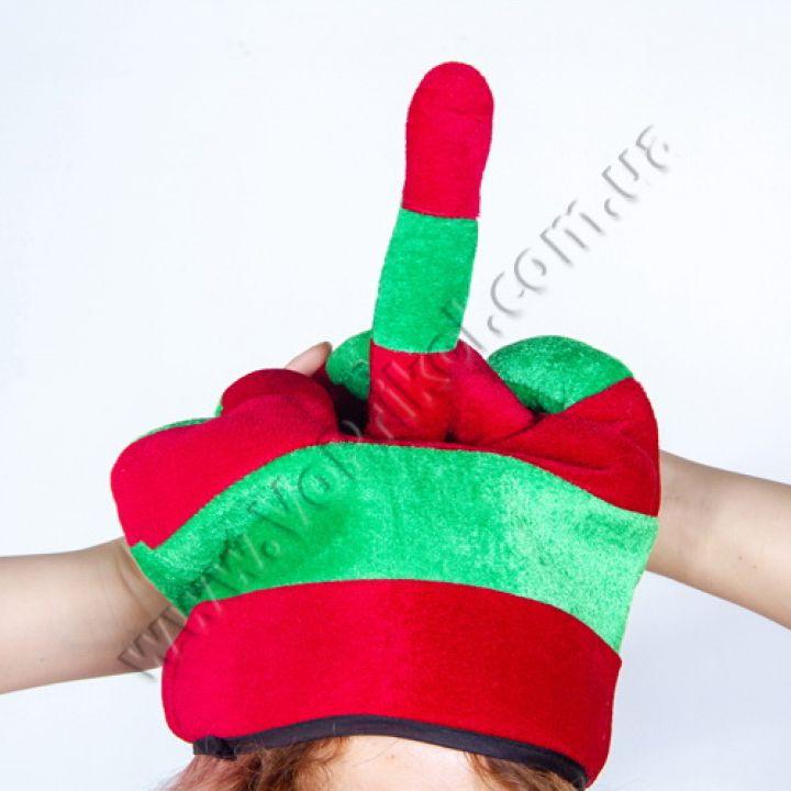 "Шляпа карнавальная ""FUCK YOU"""