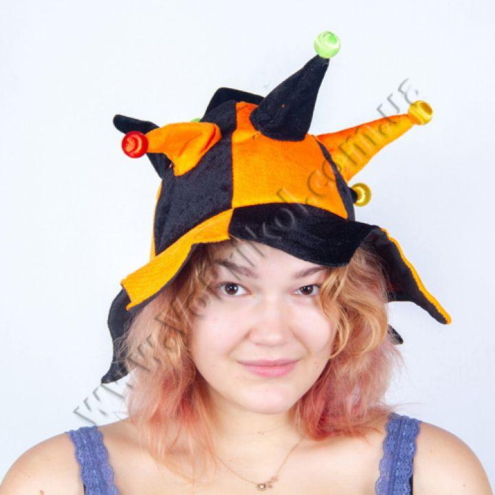 """Шляпа """"Скомороха"""""""