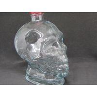 графин череп