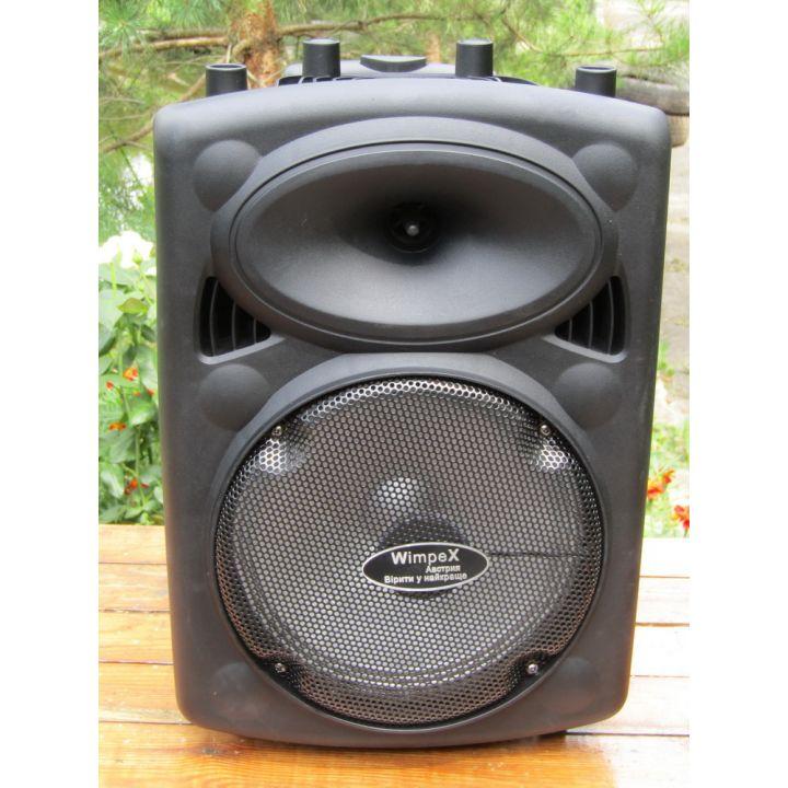 колонка Speaker Big WX 810C 10 купить недорого Киев Белая Церковь Фастов Васильков Украина