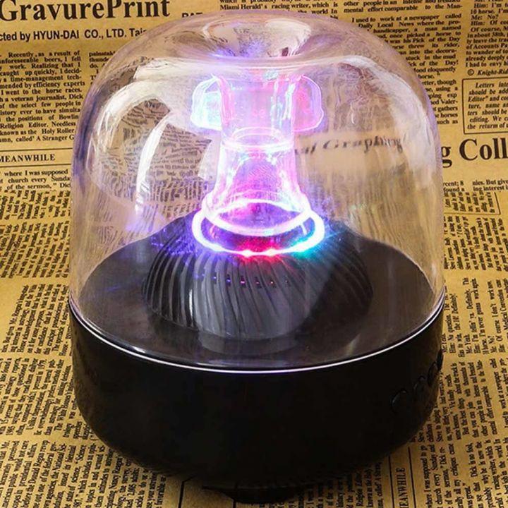 Беспроводная Bluetooth колонка F7 BIG DIAMOND c функцией Light Show, speakerphone купить недорого Киев Белая Церковь Фастов Васильков Украина