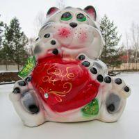 Копилка - Кот с сердцем