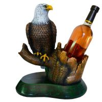 Штоф подставка для бутылки Орёл