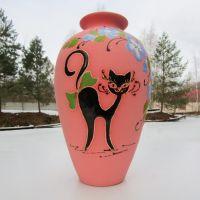Ваза - Кошка