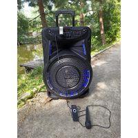 Колонка 15 дюймов с микрофоном ZPX-7774/150W