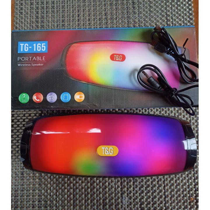 Беспроводная Bluetooth колонка TG165 купить недорого Киев Белая Церковь Фастов Васильков Украина