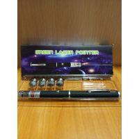 Лазерная указка 803-1000W 5 насадок