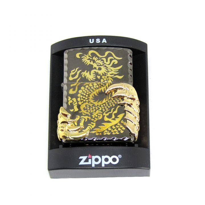 Зажигалка Zippo бензиновая Змей купить недорого Киев Белая Церковь Фастов Васильков Украина