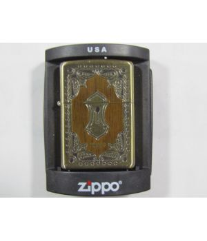 Зажигалка бензиновая Zippo Замок Антик
