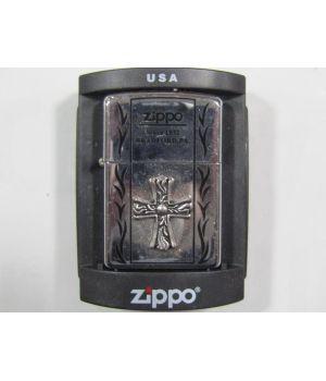 Зажигалка бензиновая Zippo BRADFORD,PA.