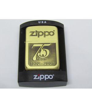 Зажигалка Zippo бензиновая 75