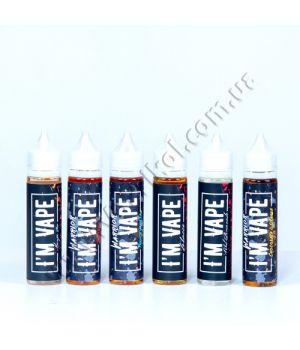 Жидкость к электронным сигаретам -  премиум класса - 60мл